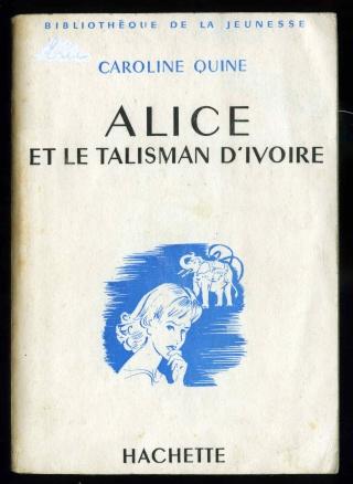 12. Alice et le talisman d'ivoire(1933/1961) Alice_49