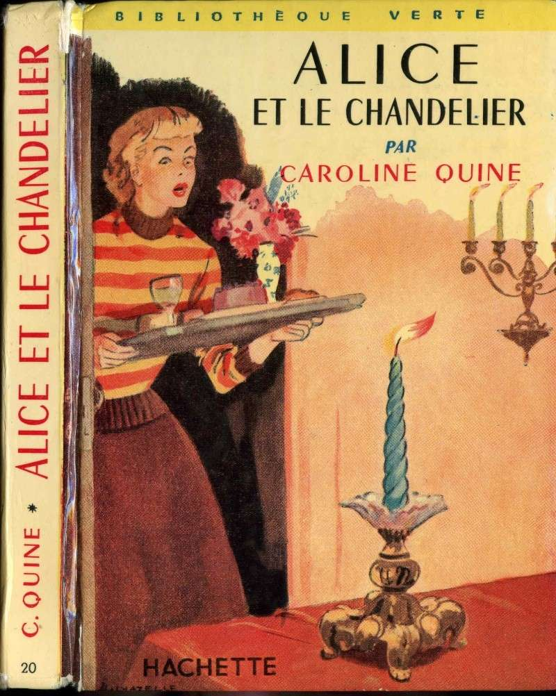 3. Alice et le chandelier (1933/1956) Aliced10