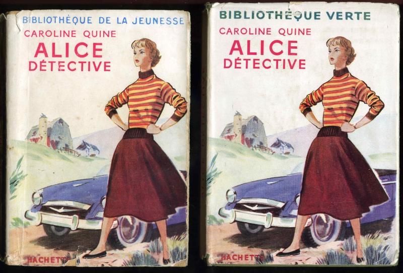 1. Alice détective (1930/1955) Aliced11