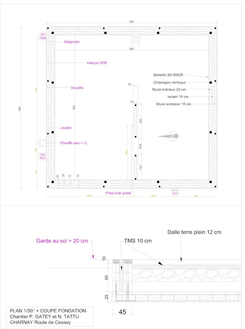 Etude stabilité construction monopente R+1 - Page 2 Rdc2-p12