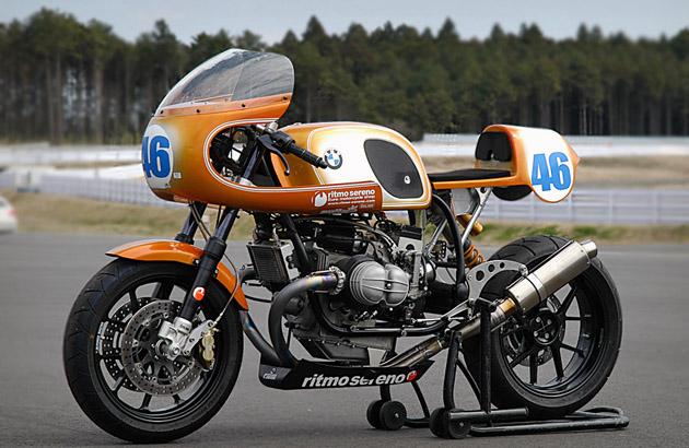R65 LS 1983 Cafe Racer - Grosses modifs - Page 4 Ritmo-10