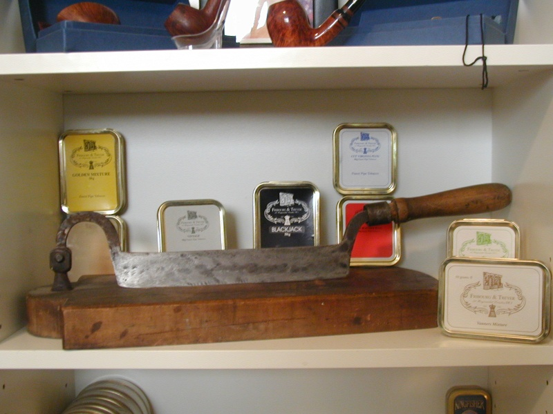 My Tobacco Cutter Collection Tobacc11