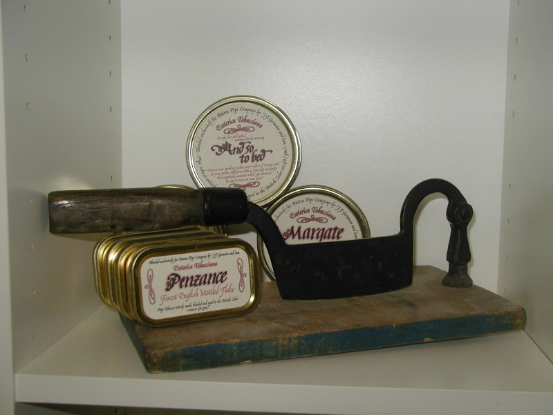 My Tobacco Cutter Collection Tobacc12