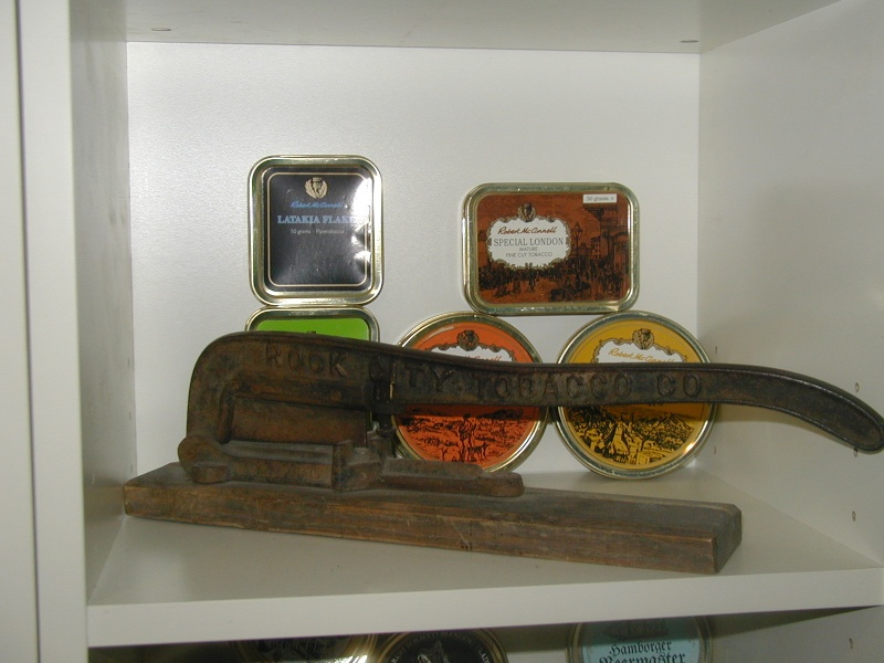 My Tobacco Cutter Collection Tobacc14