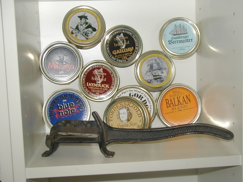 My Tobacco Cutter Collection Tobacc15