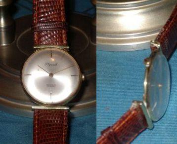 Les montres plates ... Plymou10