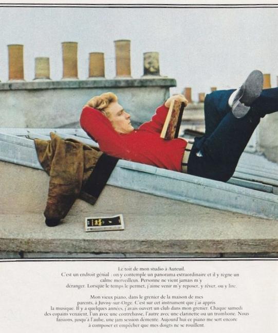 """Reportage """"Je vis comme je veux"""" Salut les copains Mai 1966 n° 46 merci a Stéphanie 4b3310"""