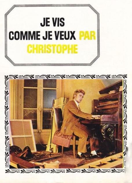 """Reportage """"Je vis comme je veux"""" Salut les copains Mai 1966 n° 46 merci a Stéphanie C16x10"""