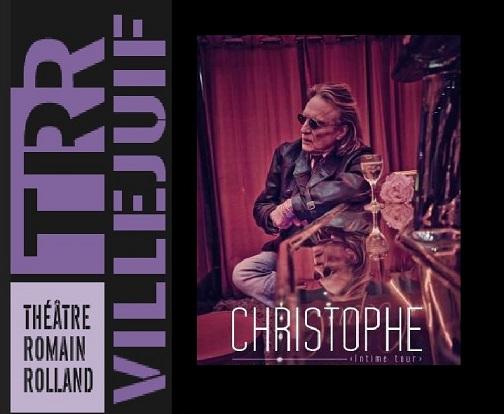 17/01/2014 - Christophe en Concert Théâtre Romain Rolland, VILLEJUIF (94) (France) Nouvea18