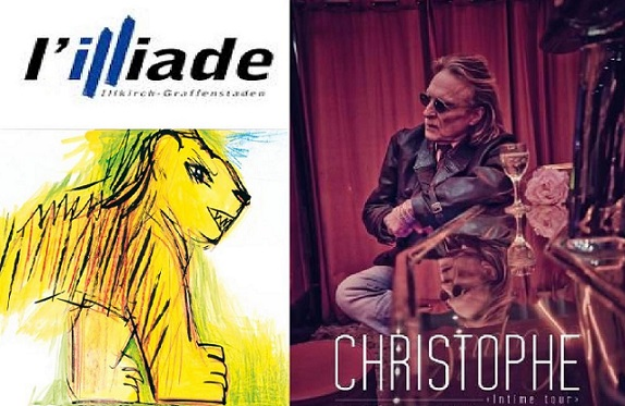 04/03/2014 - Christophe en concert L'Illiade, ILLKIRCH GRAFFENSTADEN (67) (France) Nouvea20