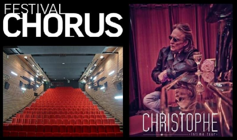 03/04/2014 - Christophe en concert Salle Jean Renoir - Festival Chorus des Hauts de Seine, BOIS COLOMBE (92) (France) Nouvea22