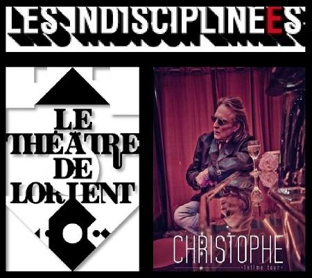 10/11/2013 - Christophe Festival les Indisciplinés - Théâtre de Lorient, LORIENT (56) (France) Nouvea24