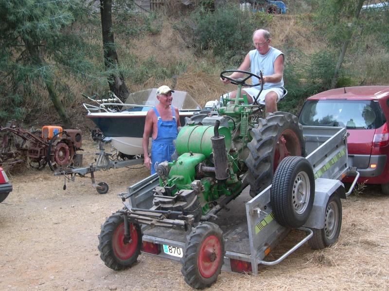 simar - Tracteur Simar T100 Vacanc11