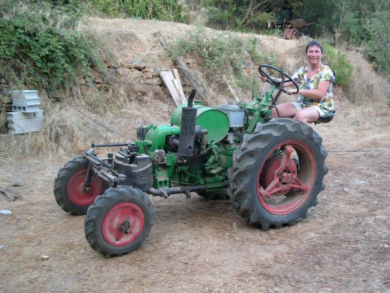 simar - Tracteur Simar T100 Vacanc14