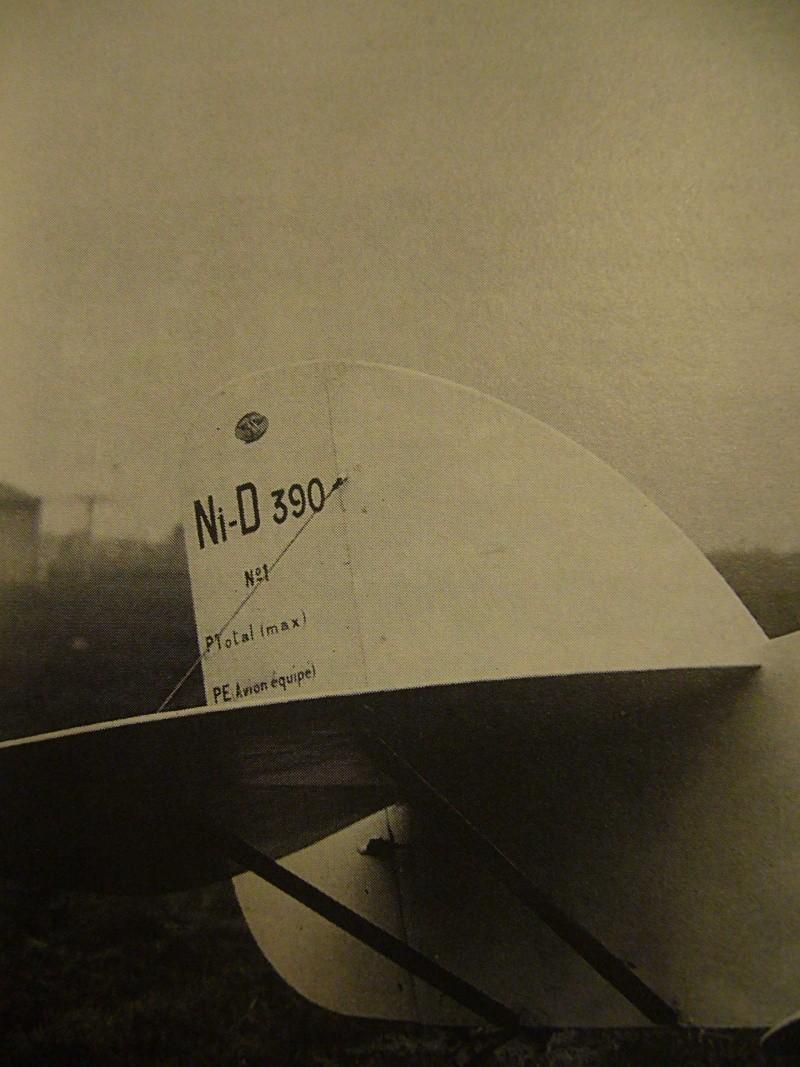 Plaque Avions Nieuport delage Ni-d_310