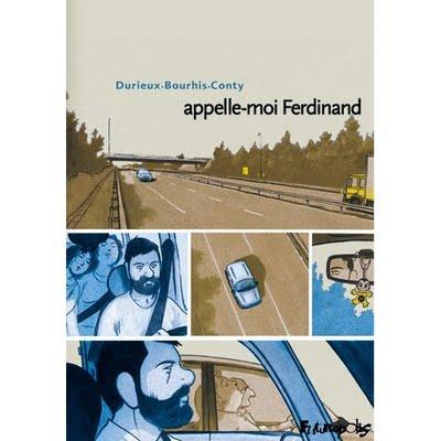 Appelle-moi Ferdinand par H.Bourhis , C.Conty & C.Durieux Ferdin11