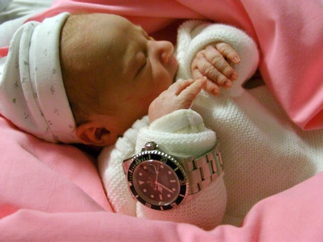 Pourquoi l'aimez-vous tant? Une montre qui accompagne votre histoire... Snb13910