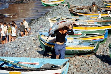 os homens e a pesca... Pesca10