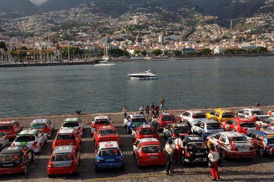 rally vinho Madeira Rally510
