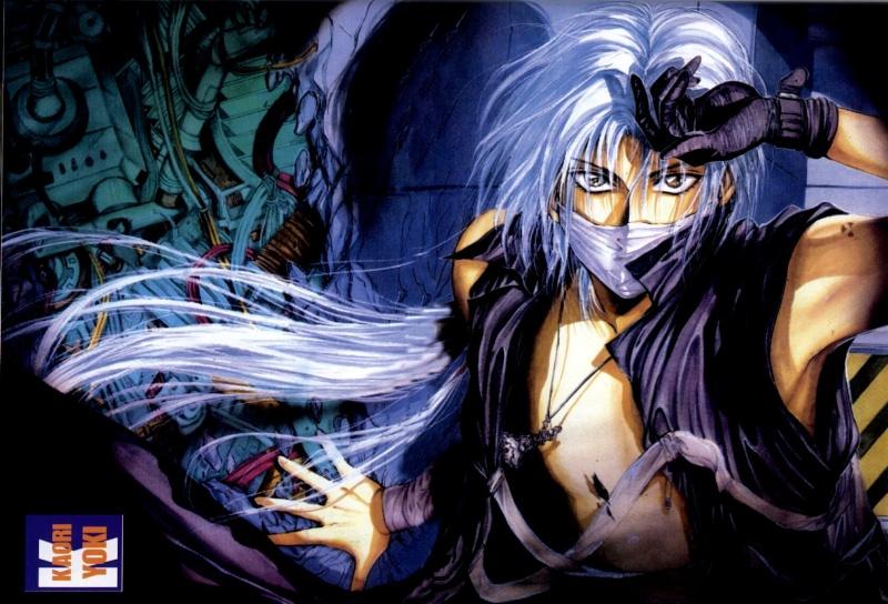 Les personnages mangas ! Neji810