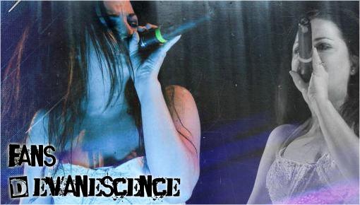 Fans d'Evanescence au QC et d'ailleurs!
