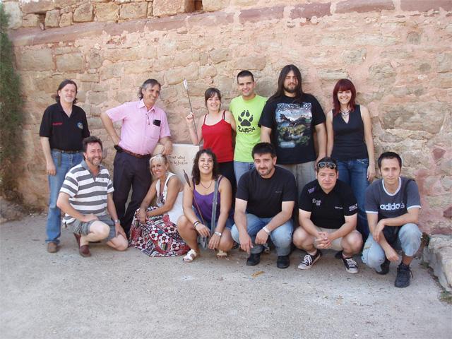 Monforte de Moyuela -LLEGADA DEL CID-- P8160010