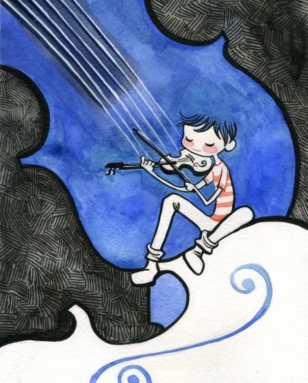 ******golondrina****** Violin10