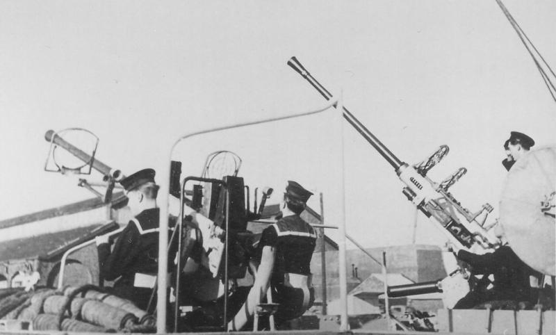 M901 Georges Lecointe (ex HMS Cadmus) Lecoin10