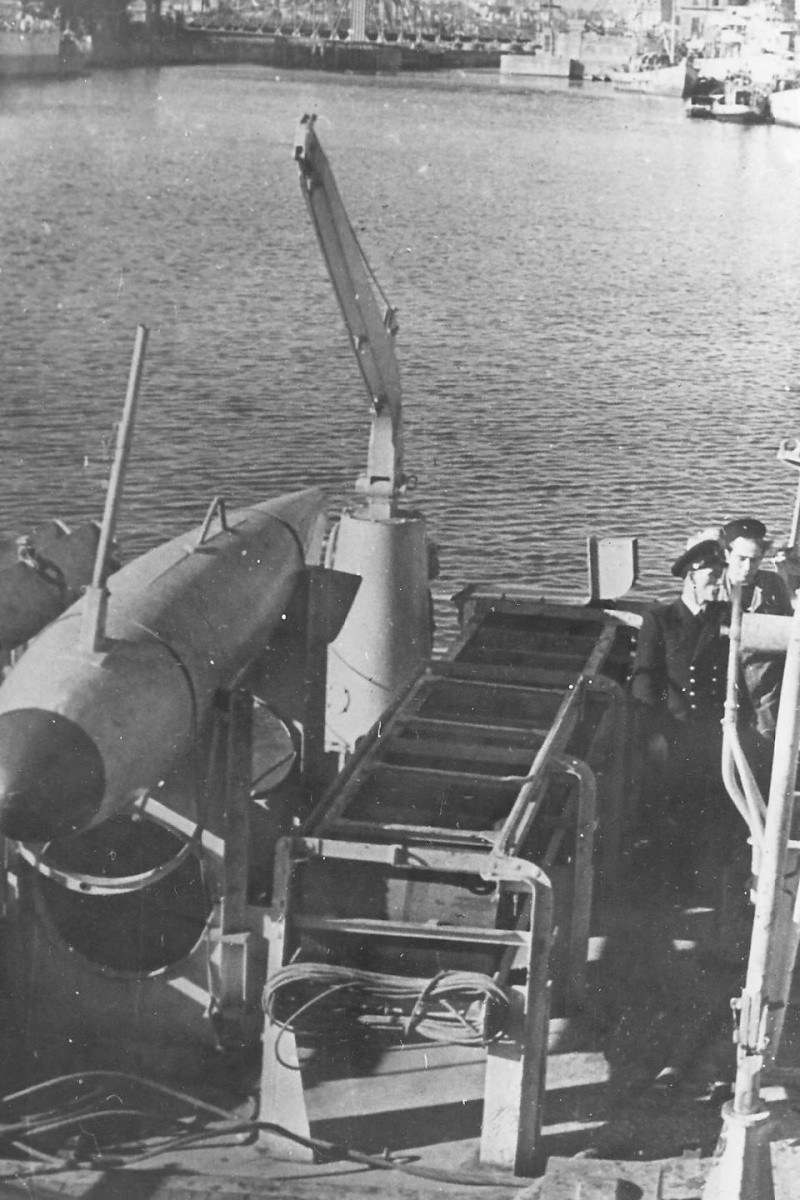 M901 Georges Lecointe (ex HMS Cadmus) Lecoin11
