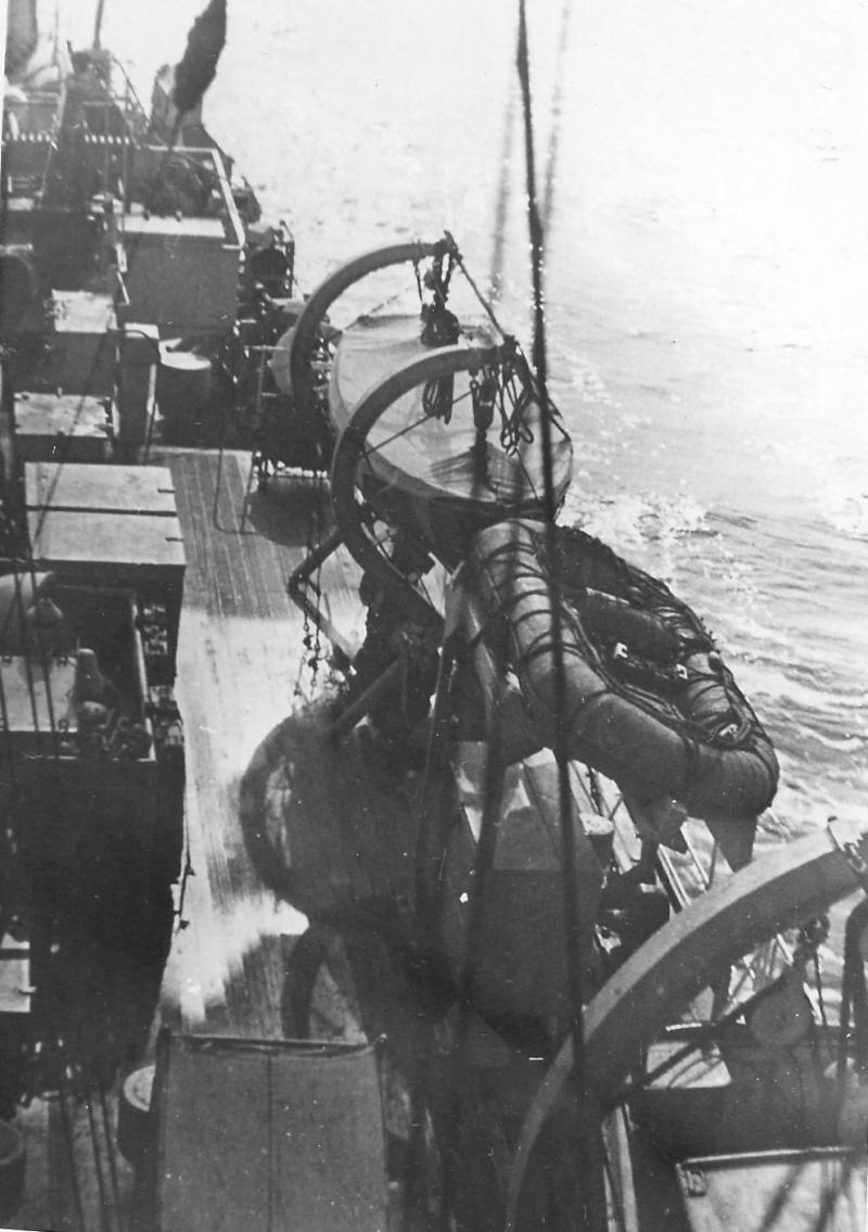 M901 Georges Lecointe (ex HMS Cadmus) Lecoin12