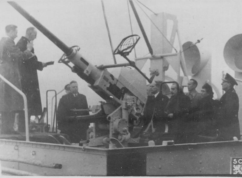 M901 Georges Lecointe (ex HMS Cadmus) Lecoin13