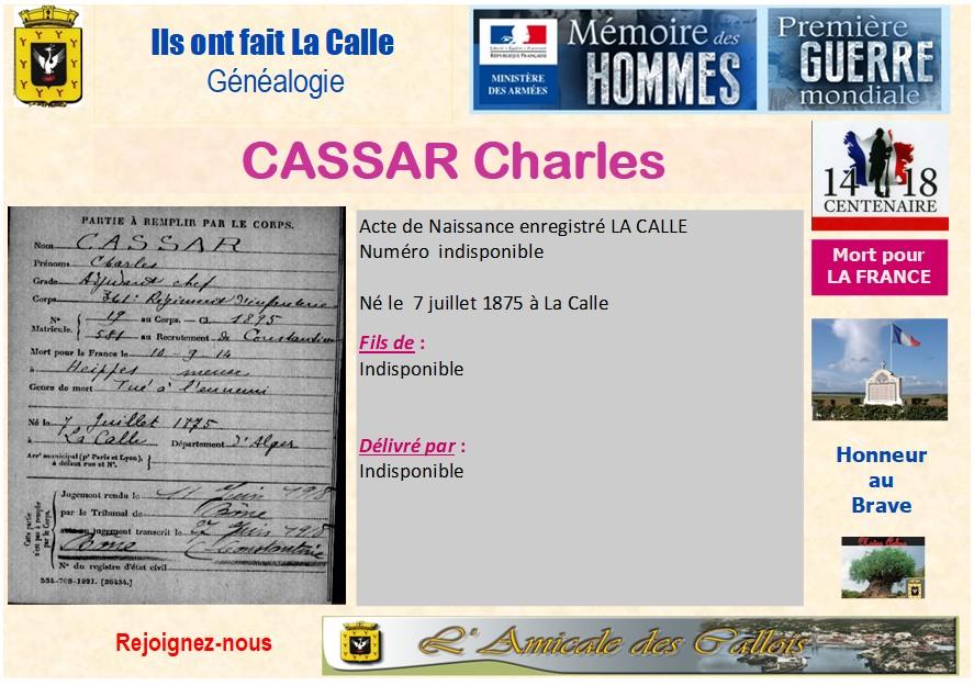 Re: 2018-un siecle après, on s'en souvient et Honneur à eux : Noms comment par C Cassar11