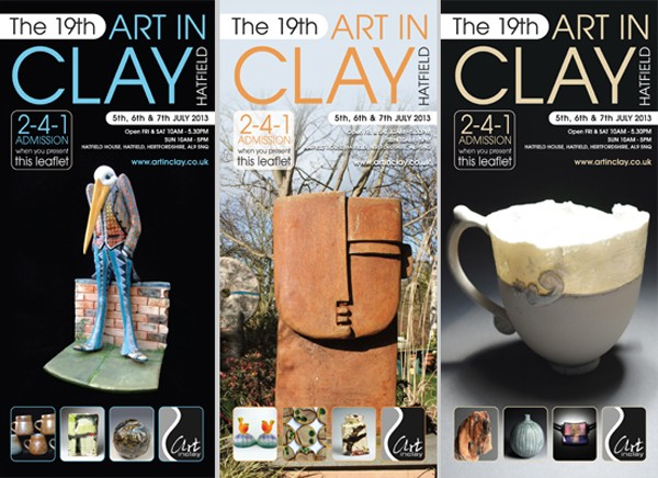 Art In Clay, Farnham Maltings, mid November  0051011