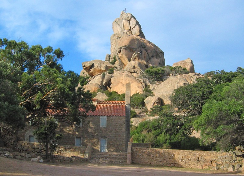L'Ermitage de la Trinité - Bonifacio - Corse - France 05_mon10