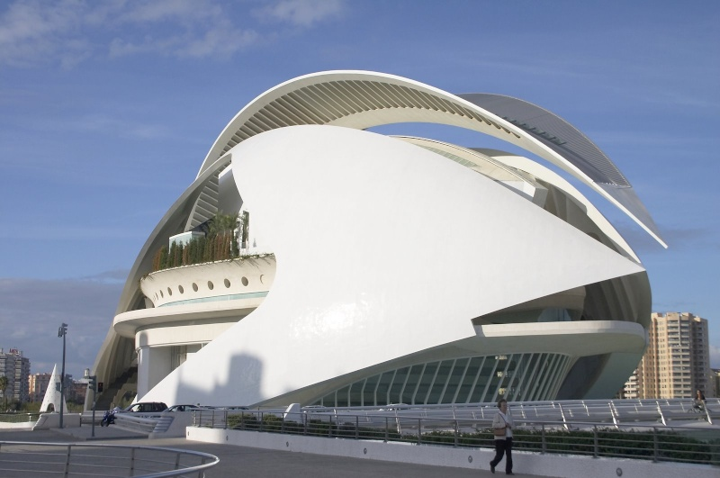 Cité des Arts et des Sciences à Valencia (Espagne) Crw_2711