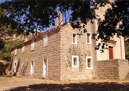 L'Ermitage de la Trinité - Bonifacio - Corse - France Ermita10