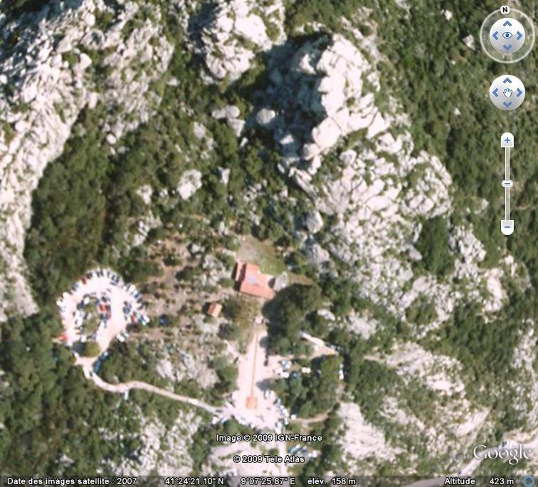 L'Ermitage de la Trinité - Bonifacio - Corse - France Ge_tri10