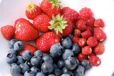Сладкая выпечка с фруктами и ягодами 27/07-09/08 Berrie10