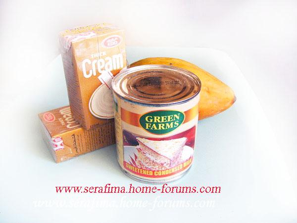 Мороженое на сгущенном молоке с манго Imag0243