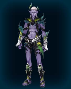 Rising Tide (Perfect World Third Expansion) Armor_11