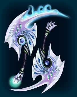 Rising Tide (Perfect World Third Expansion) Weapon11