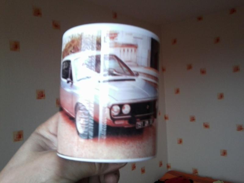 Mon Graal, Pas plus haut que le mug!!!  Photo129