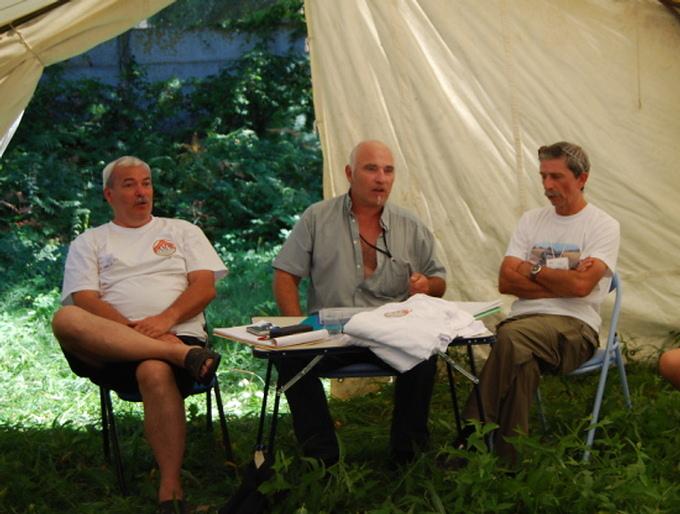 Assemblée générale CAMAC 2008 LE MANS Août 2009 Ag00210