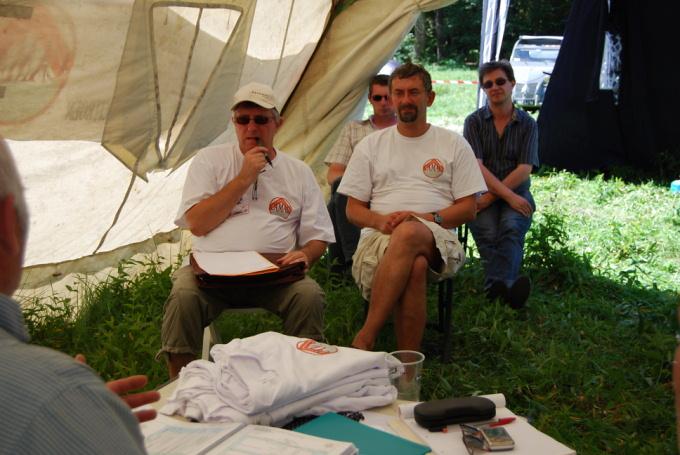 Assemblée générale CAMAC 2008 LE MANS Août 2009 Ag00310