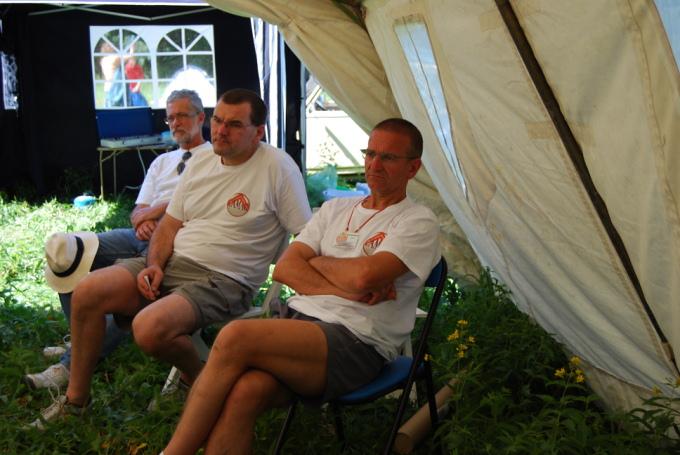 Assemblée générale CAMAC 2008 LE MANS Août 2009 Ag00410
