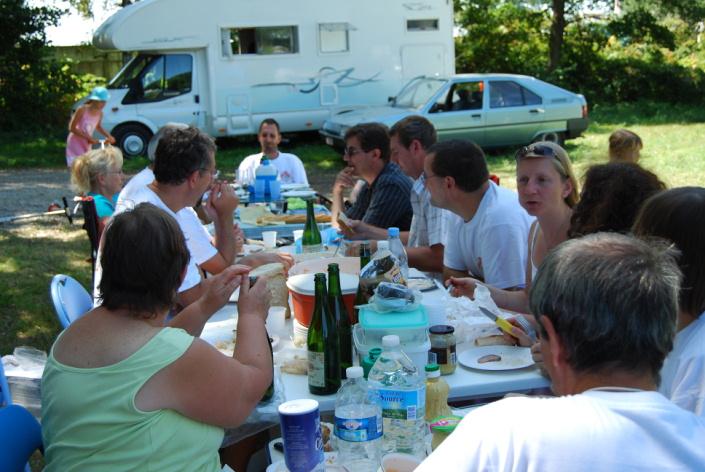 Eurocitro et réunion avec le CamaC Camac010