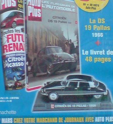 """Collection """"Auto Plus"""" Ds_a10"""