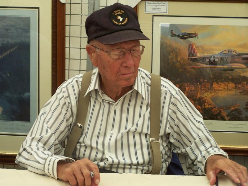 MEETING DUXFORD 2009 avec vétéran 506PIR 101 éme AIRBORNE Duxfor14