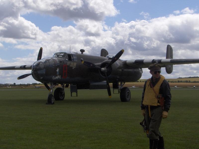 MEETING DUXFORD 2009 avec vétéran 506PIR 101 éme AIRBORNE Duxfor20