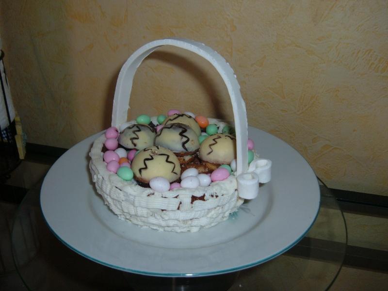 panier de Pâques Gateau13